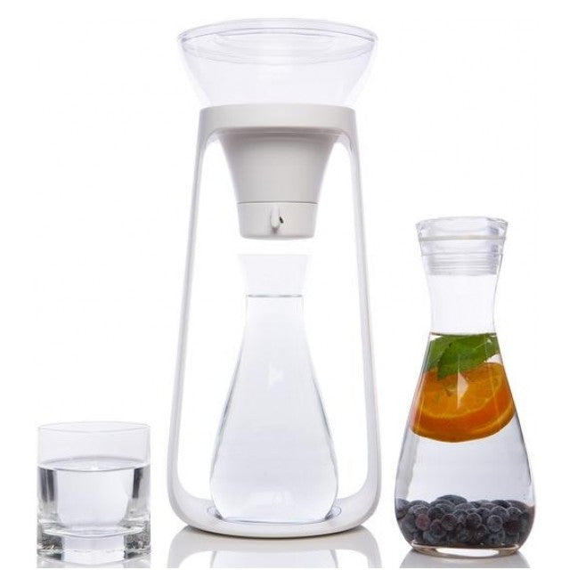 KOR Water Fall Countertop Pour Over Water Filter System