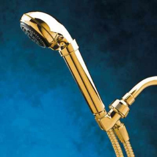 Sprite HR5-GD Royale 5 Gold Handheld Massage Shower Filter - WaterCheck.biz