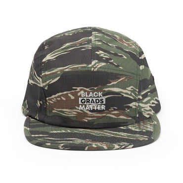 Black Grads Matter Five Panel Cap - Gradwear®
