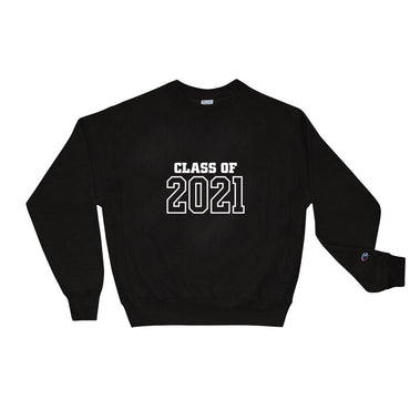 Class of 2021 Black Grads Matter Champion Unisex Sweatshirt - Gradwear®
