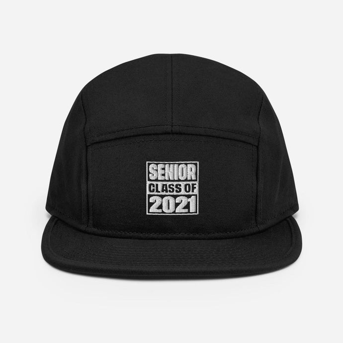 Senior Class of 2021 5 Panel Camper - Gradwear®