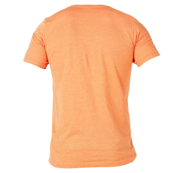 Birddogs Creamsicle Orange Tee Shirt Back