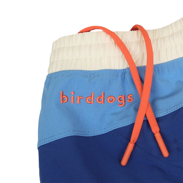 Birddogs The 1 Start Reviews Navy Blue White Gym Shorts Orange Liner Waistband Preorder