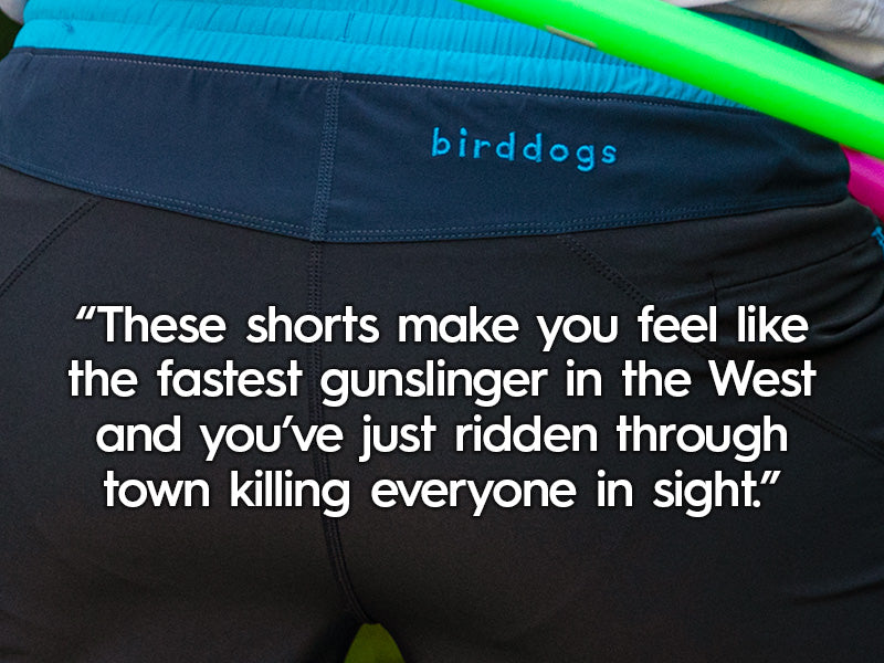 These shorts make you feel lie the fastest gunslinger in the West and you've just ridden through town killing everyone in sight./></div> <!-- Start #7 Mashed --> <div class=