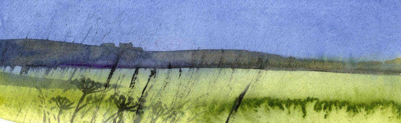 Orkney watercolour