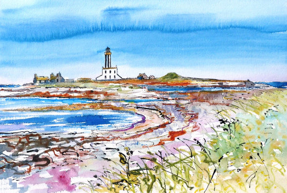 Start point lighthouse Sanday, Orkney