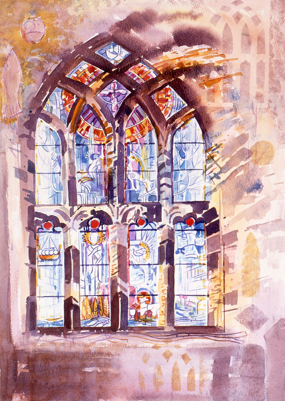 New Window, St Magnus