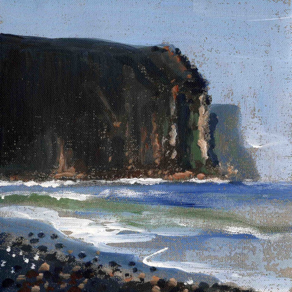 Seastorm, Rackwick in Hoy