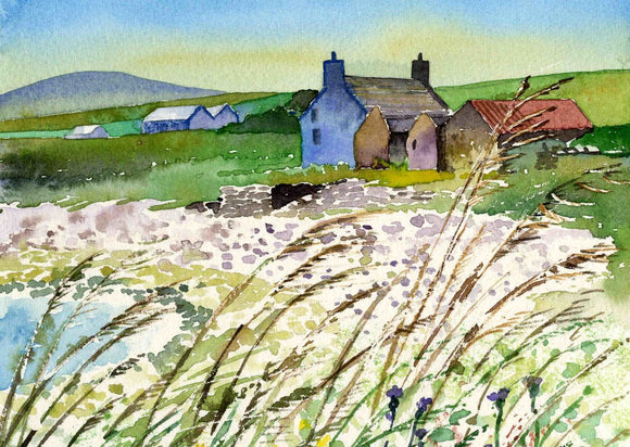 Farmhouse in Puldrite, Rendall, Orkney