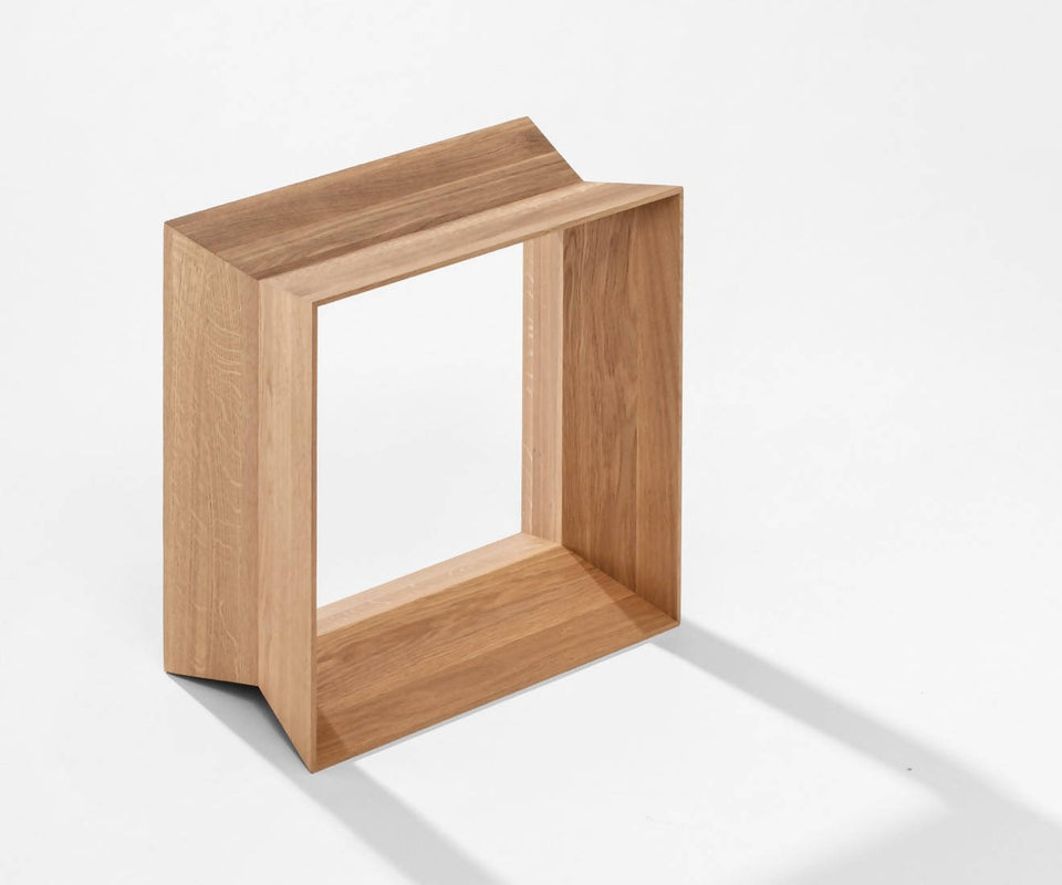 REFLEX stool, natural oil