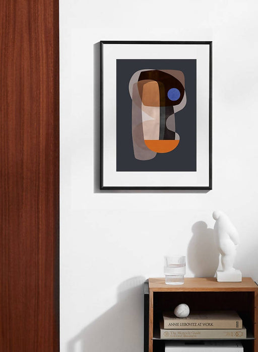 Abstract cubism - Interia design AB