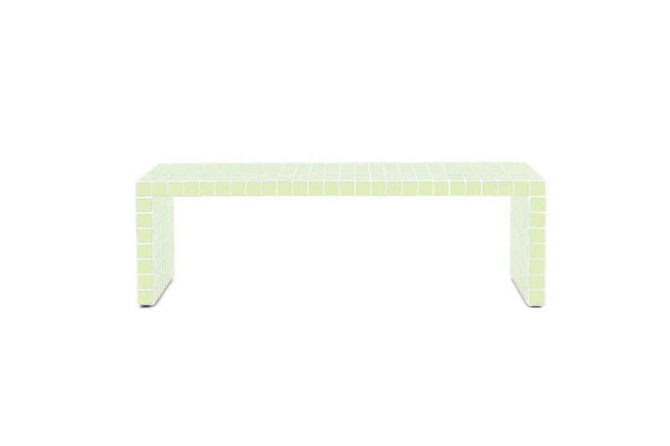 Coffee Table - Light Green