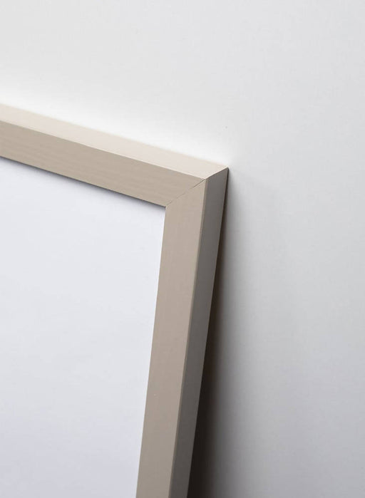 Grey painted oak frame - Interia design AB