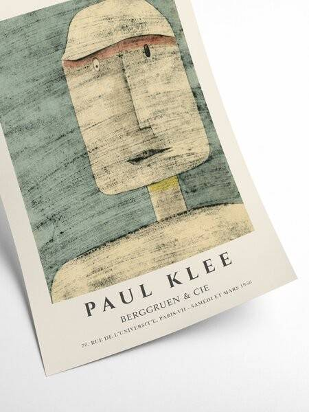Paul Klee - Exhibition - Interia design AB