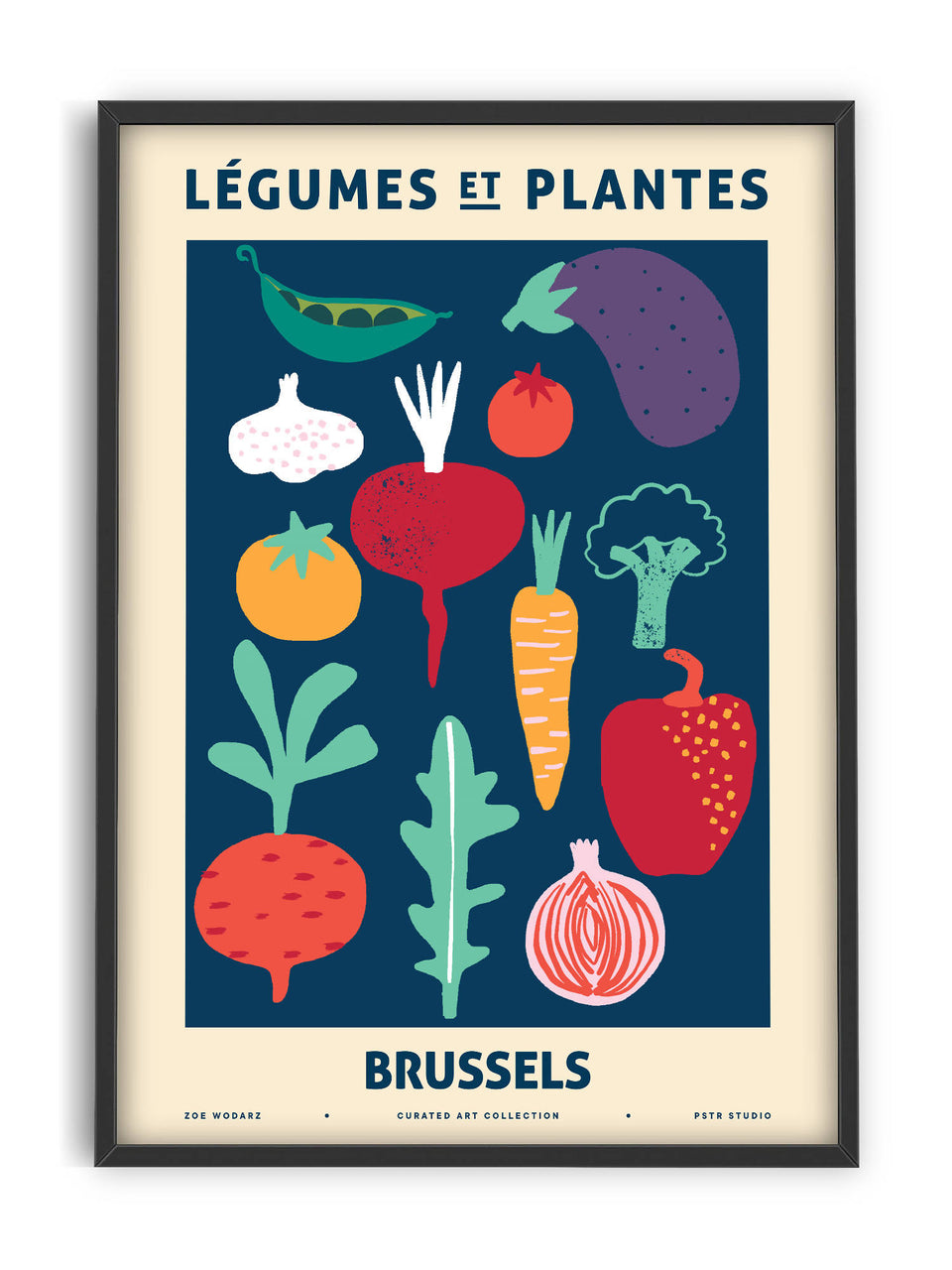 Zoe - Légumes et Fruits - Brussels
