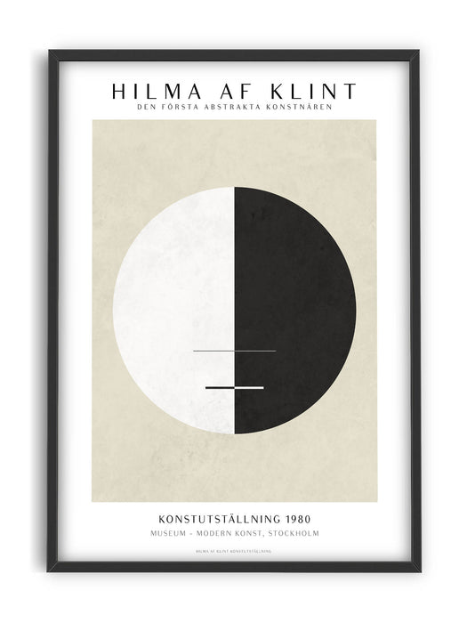 Hilma af Klint - Buddhas standpoint in Earthly life