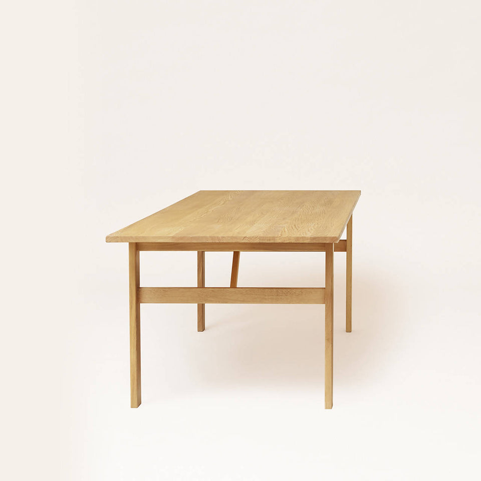 Damsbo Master Dining Table 245, Oak