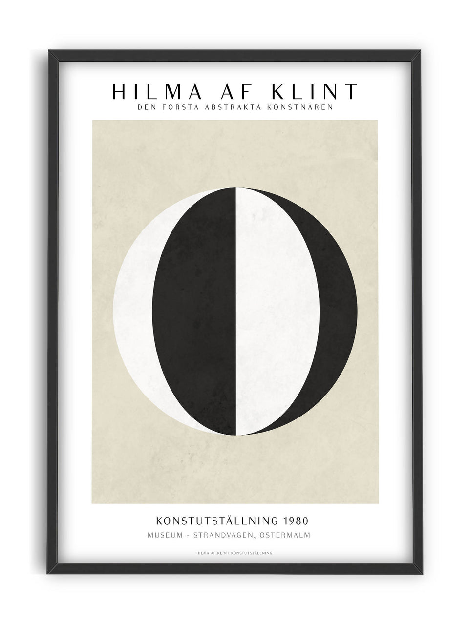 Hilma af Klint - Abstract Circles