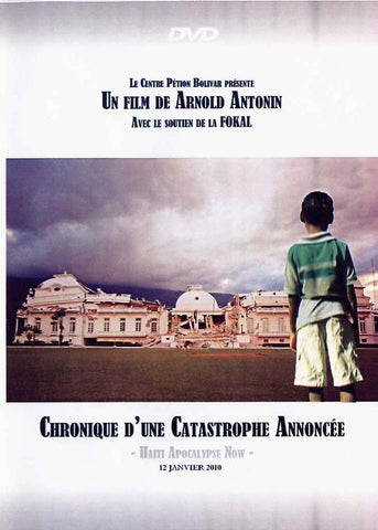 HAITI APOCALYPSE NOW - 12 JANUARY 2010