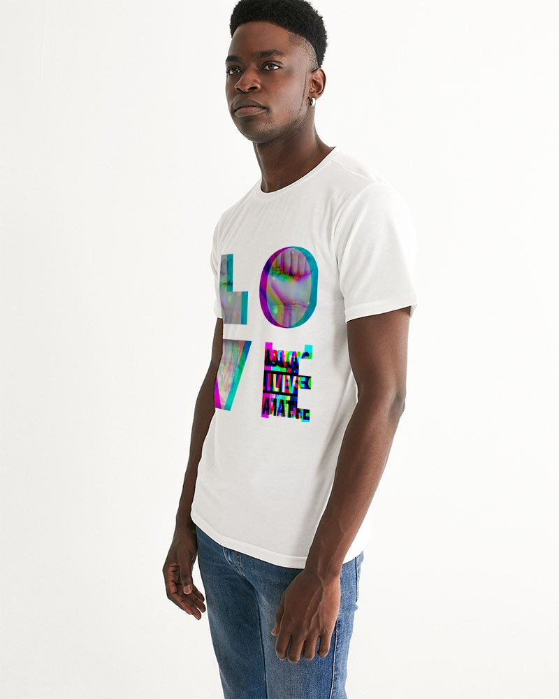 LOVE BLM Galactic Men's Graphic Tee