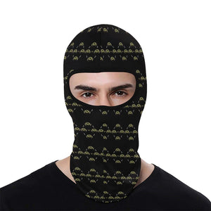 HALO MONOGRAM SKI MASK All Over Print Balaclava