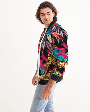 Cartegena Nights Men's Bomber Jacket