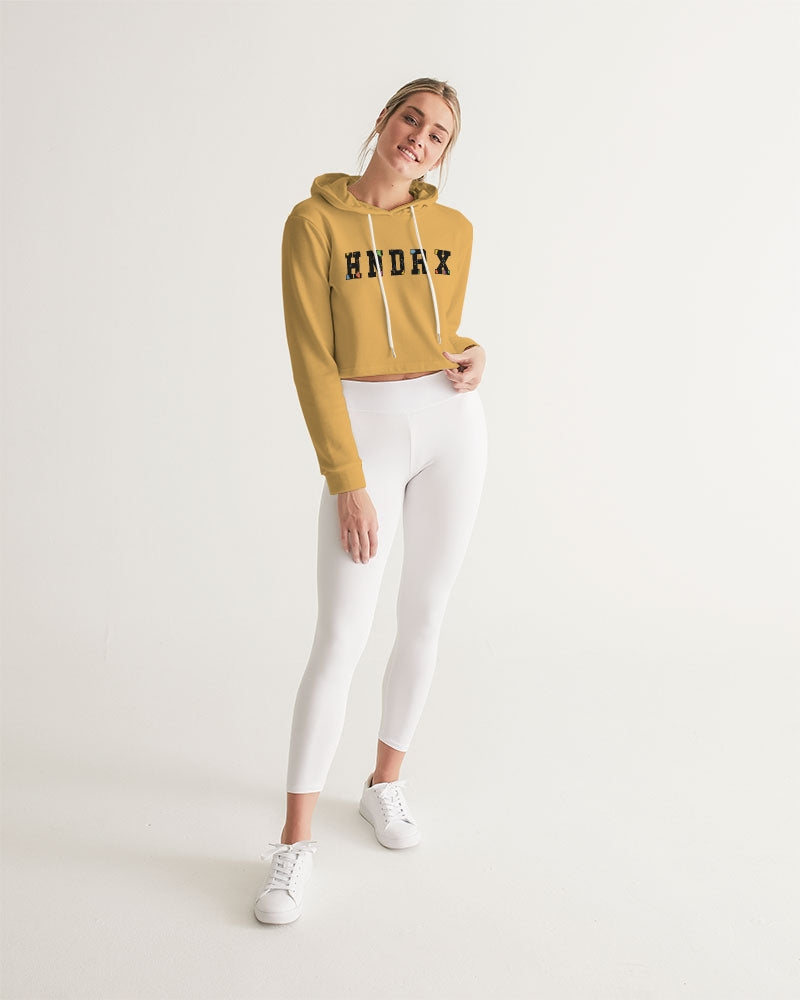 HYBRID HNDRX Women's Cropped Hoodie