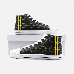 Racer Monogram High Tops