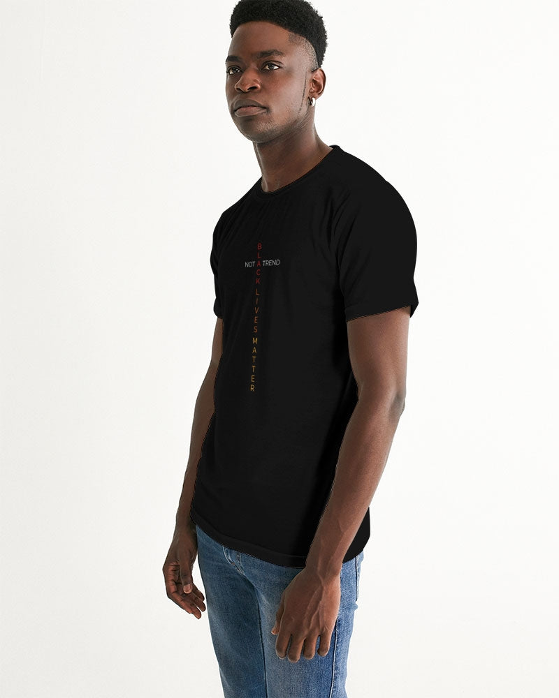 NOT A TREND BLACK LIVES MATTER Unisex Graphic Tee