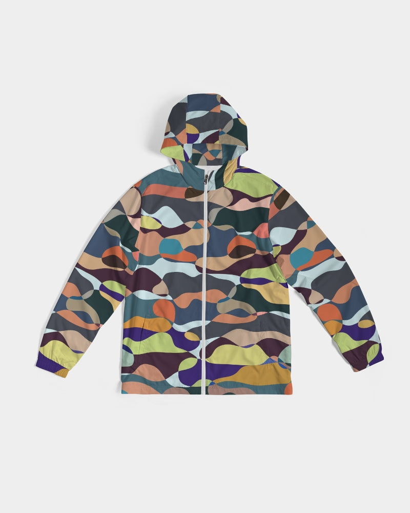 NudeNavyNights Windbreaker