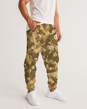 Military Pattern Men's Track Pants