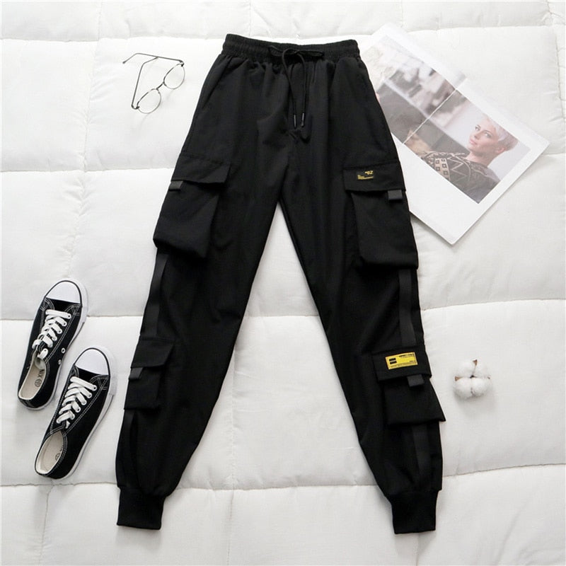 In The Zone Women's High Waist Cargo Pants