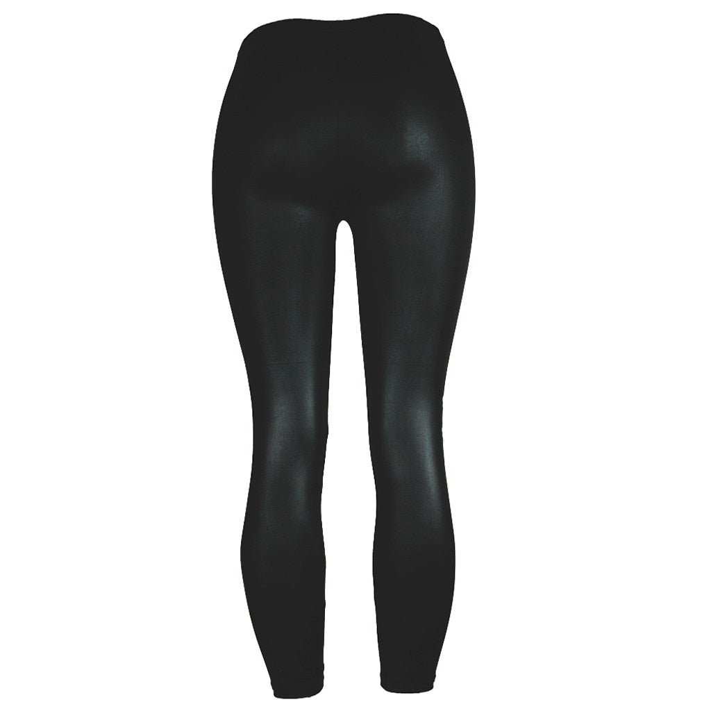 'Payton' Leather Leggings