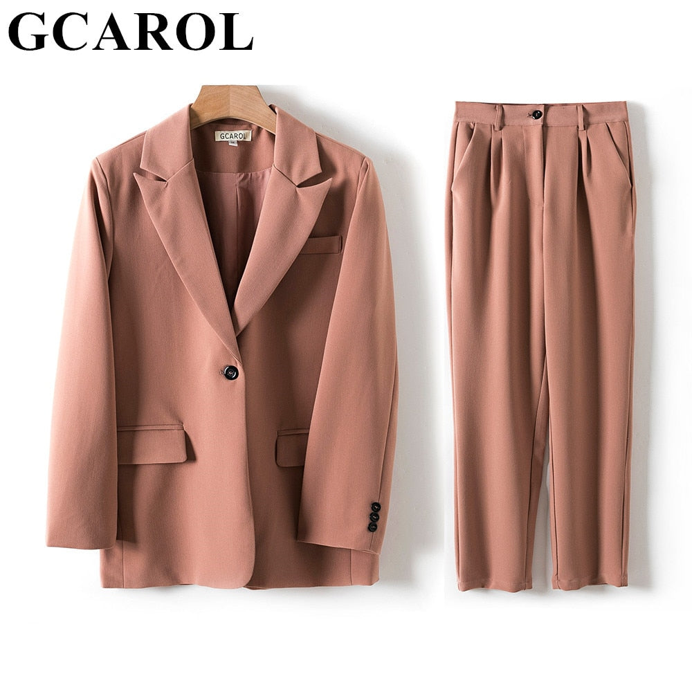 Carol Blazer And Guard Pant Set