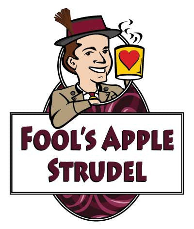 Fool's Apple Strudel