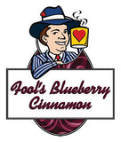 Fool's Blueberry Cinnamon