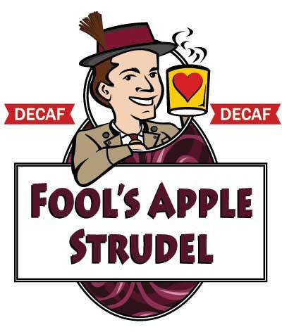 Fool's Decaf Apple Strudel