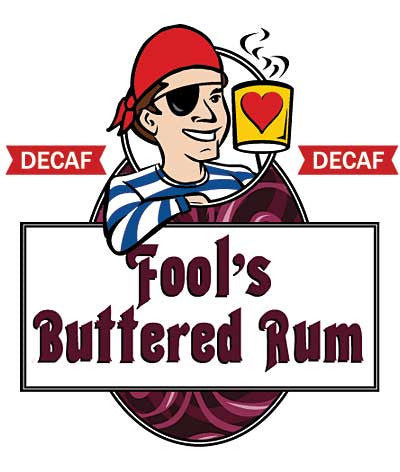 Fool's Decaf Buttered Rum