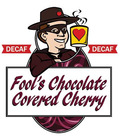 Fool's Decaf Chocolate Covered Cherry