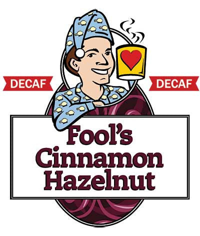 Fool's Decaf Cinnamon Hazelnut