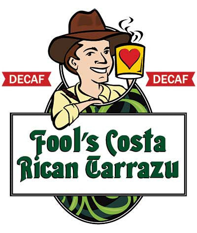 Fool's Decaf Costa Rican Tarrazu
