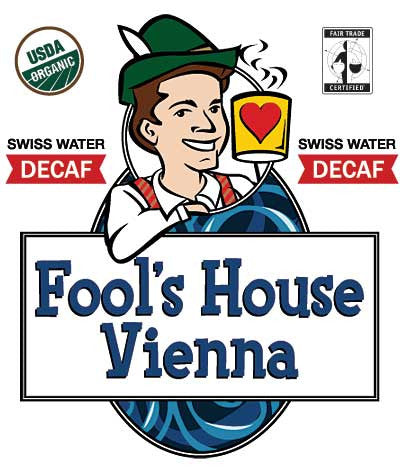 Fool's Decaf Organic Fair Trade House Vienna