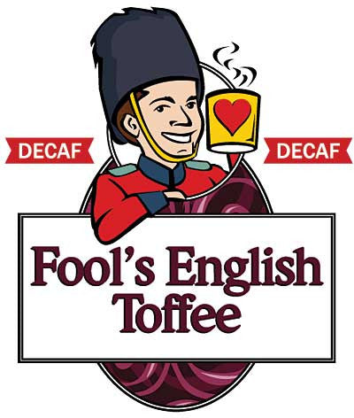 Fool's Decaf English Toffee