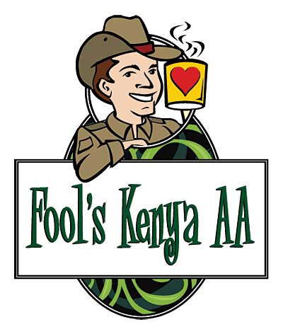 Fool's Kenya AA Pods - 18 Single Serve