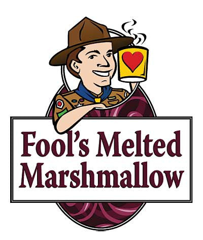 Fool's Melted Marshmallow