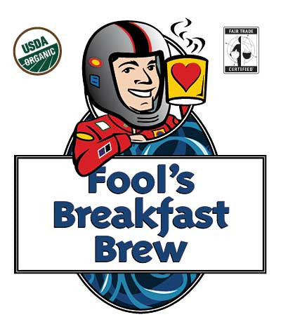 Fool's Organic Fair Trade Breakfast Brew