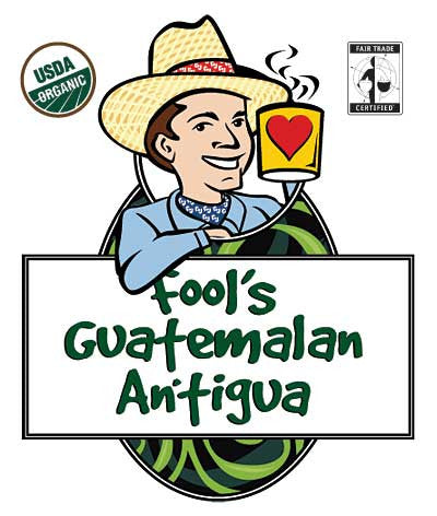 Fool's Organic Fair Trade Guatemalan Antigua