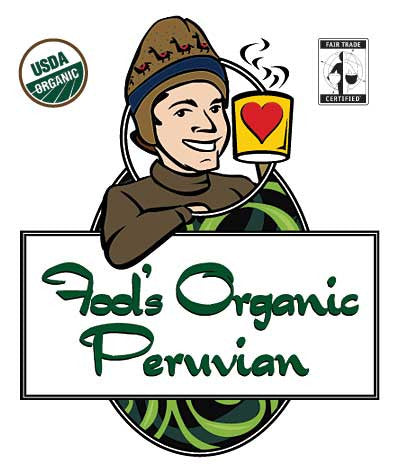 Fool's Organic Fair Trade Peruvian