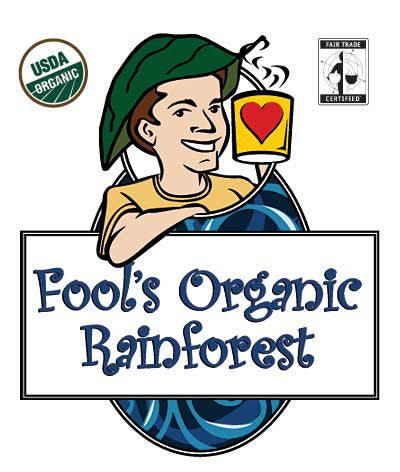 Fool's Organic Fair Trade Rainforest