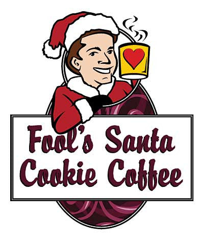 Fool's Santa Cookie Coffee